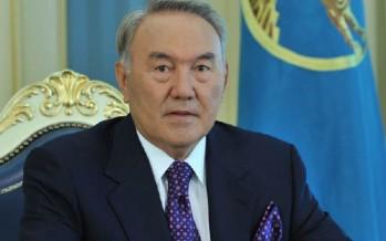 Мемлекет басшылары Назарбаевты туған күнімен құттықтады