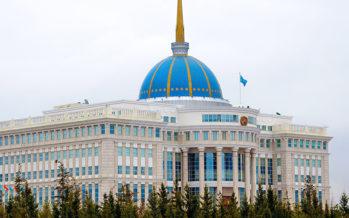 Назарбаев мемлекеттік биліктің тармақтары арасында өкілеттіктерді қайта бөлу мәселелері жөнінде өкім шығарды
