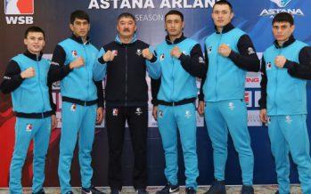 «Астана арландары» өзбек командасын ойсырата жеңді
