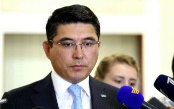 Министрлік елші Әбибулаевқа қатысты ақпараттарды жариялауға уәде етті