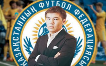 Aısultan Nazarbaev fýtbol federaııasynyń vıe-prezıdenti atandy
