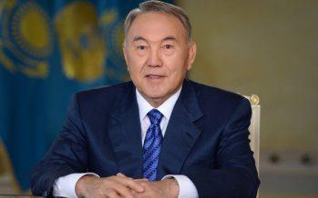 Нұрсұлтан Назарбаев Нобель сыйлығына ұсынылды