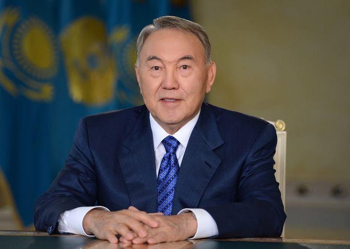 QR Prezıdenti N. Nazarbaev