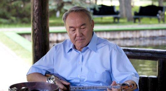 Назарбаев Наурыз мерекесімен құттықтады