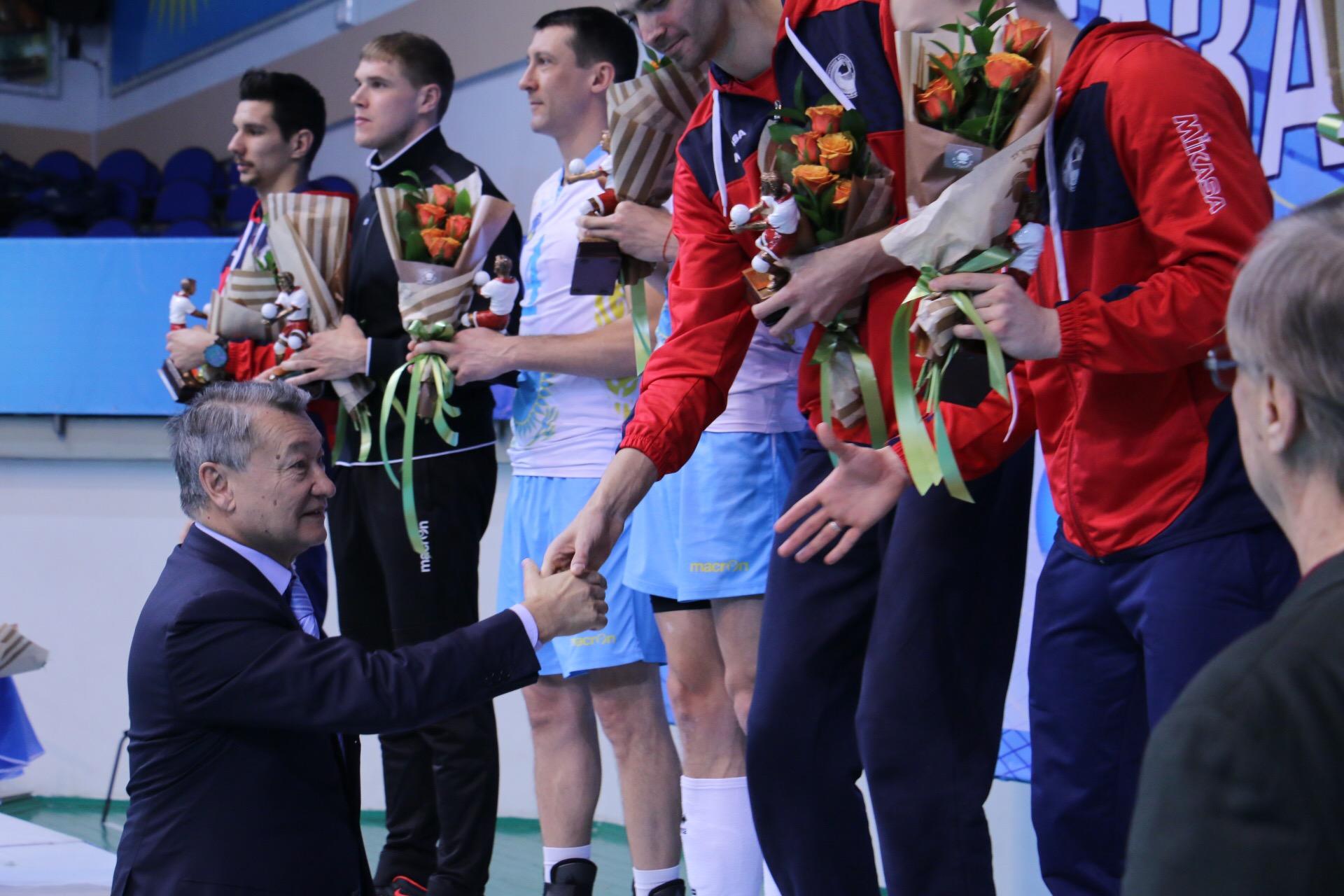 Волейбол, Даниал Ахметов, Спорт, ШҚО