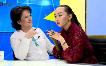 Танымал журналист «күйеуінің көзіне шөп салғанын» айтқан Есентаеваны сынап тастады (ВИДЕО)