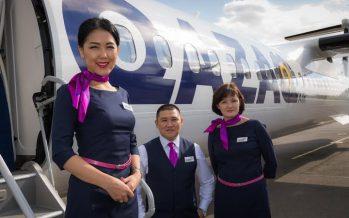 Qazaq Air Шымкенттен Астанаға рейс ашты