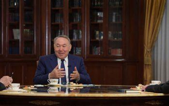 Мемлекет басшысы зиялы қауым өкілдерімен кездесті (ФОТО)