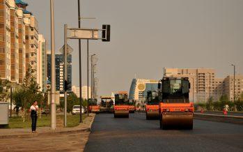 Былтыр жөнделген Астана жолдарына биыл тағы 6,5 млрд теңге жұмсалмақ