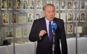 Назарбаев: Қазақстанда саяси қуғын жоқ