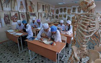 Астанада оқушыларды мәйітханаға экскурсияға апарған