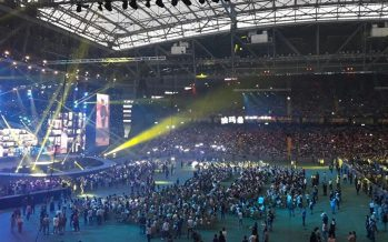Димаштың Астанадағы алғашқы концертіне 30 мың көрермен жиналды