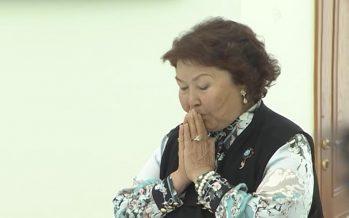 Сара Назарбаева ұзақ үзілістен кейін ел алдына шықты (ВИДЕО)