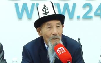 «Біз Бакиевті де құлатқанбыз»: Таластың ақсақалдары Атамбаевқа бір апта уақыт берді (ВИДЕО)