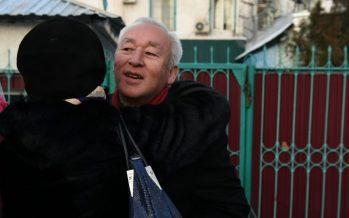 Бостандыққа шыққан Матаев өзінің саяси тапсырыспен қамалғанын айтты