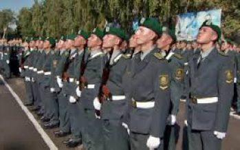 Алматылық курсант  рекорд жаңартты