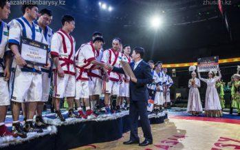 Бауыржан БАЙБЕК: Ұлттық спорт дамыту – басты мақсатымыз