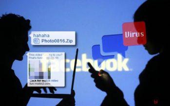 Facebook желісі арқылы жаңа вирус таралып жатыр. Қалай жоямыз?