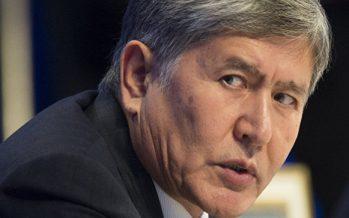 Жұрт Атамбаевтың басы қақпай қалған деп есептейді – Қырғызстандағы Қазақтар қауымдастығының басшысы