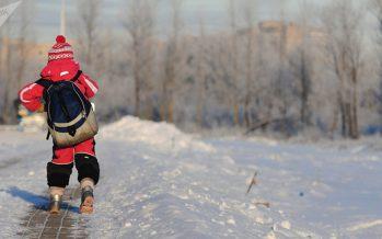 Астанада мектеп оқушысы боранда жоғалып кетті