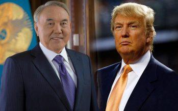 Нұрсұлтан Назарбаевтың Америка Құрама Штаттарына ресми сапары басталды