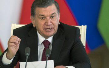 Өзбекстан президенті Ақтөбедегі қайғылы жағдай туралы: Оларға жағдай жасай алмадық