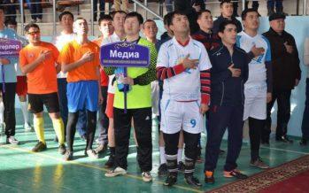 Шардарада шағын футболдан республикалық турнир өтті