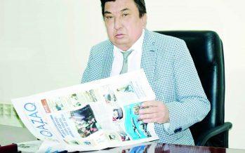 Махмұт Нәлібаев «Қазақ» газетінің жаңа құрылтайшысы болды