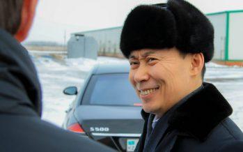 Жер дауынан соң жұмыстан кеткен Мамытбеков Ауыл шаруашылығына қайта оралды