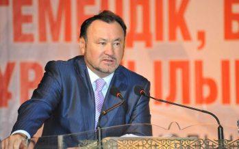 Мұхтар Құл-Мұхаммед Сенат депутаты болып тағайындалды