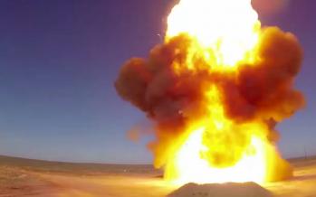 Ресей қазақ даласында ПРО жүйесінің зымыранын сынады