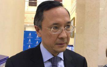 Сыртқы істер министрі Қытайда қамалған қазақтарға қатысты мәлімдеме жасады
