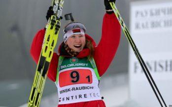 Белоруссия сапындағы қазақ қызы Олимпиада чемпионы атанды