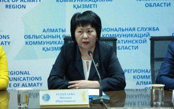 Алматы облысының денсаулық сақтау саласы қағазсыз жұмыс түріне көшеді