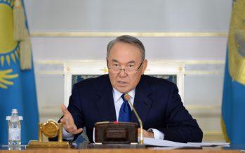 Назарбаевтың «Президенттің бес әлеуметтік бастамасы» атты халыққа үндеуі жарияланды