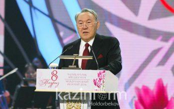 Нұрсұлтан Назарбаев: Қазақ қыздарына тән асыл қасиеттерді сақтап қалуымыз керек