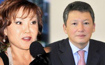 Forbes: Назарбаевтың қызы мен күйеубаласының байлығы артты