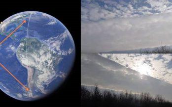 Загадочная сила  разрушает «старую» Землю