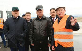 Арыстанбек Мұхамедиұлы Алматы облысындағы маңызды жобалармен танысты