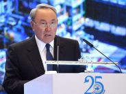 Нұрсұлтан Назарбаев: Қазақстанда кедейшілік 13 есеге азайды
