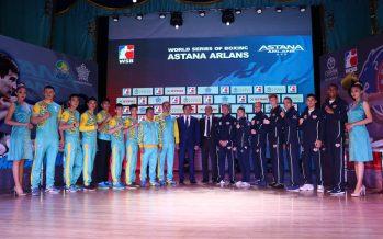 «Астана арландары» Бүкіләлемдік бокс сериясының финалына шықты