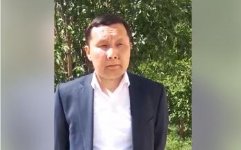 Абзал Құспан: Сайрагүл Қытайға қайтарылады деген қауіп жоқ (ВИДЕО)