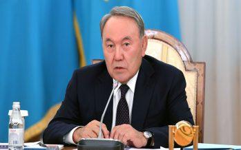 Назарбаев: АШАРШЫЛЫҚ – «коммунизмнің жарқын болашағы» атты жалаң ұранмен жасалған қасірет