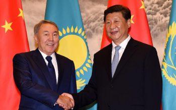 Нұрсұлтан Назарбаев пен Си Цзиньпин кеңейтілген құрамдағы келіссөз өткізді