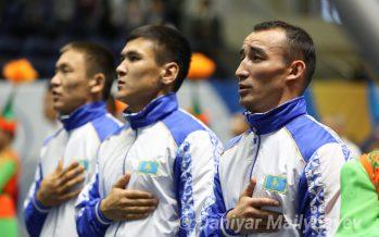 «Астана арландары» Президент кубогында 5 алтын медаль олжалады