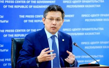 Министр Қытайдан не үшін $300 млн қарыз алғалы жатқанын айтты