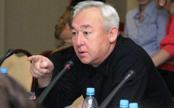 Сейітқазы Матаев Қазақстанның журналистер одағын қайта басқаратын болды