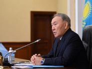 Nursultan Nazarbaev: Men óz saıası bolashaǵymdy qaterge tiktim