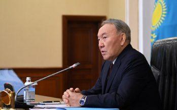 Нұрсұлтан Назарбаев: Мен өз саяси болашағымды қатерге тіктім