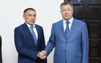 Түркістан облысының орталығына жаңа әкім тағайындалды